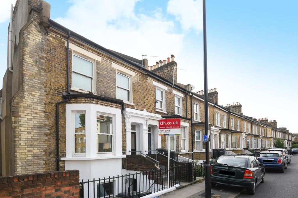 3 Bedrooms Flat for sale in Shardeloes Road, New Cross