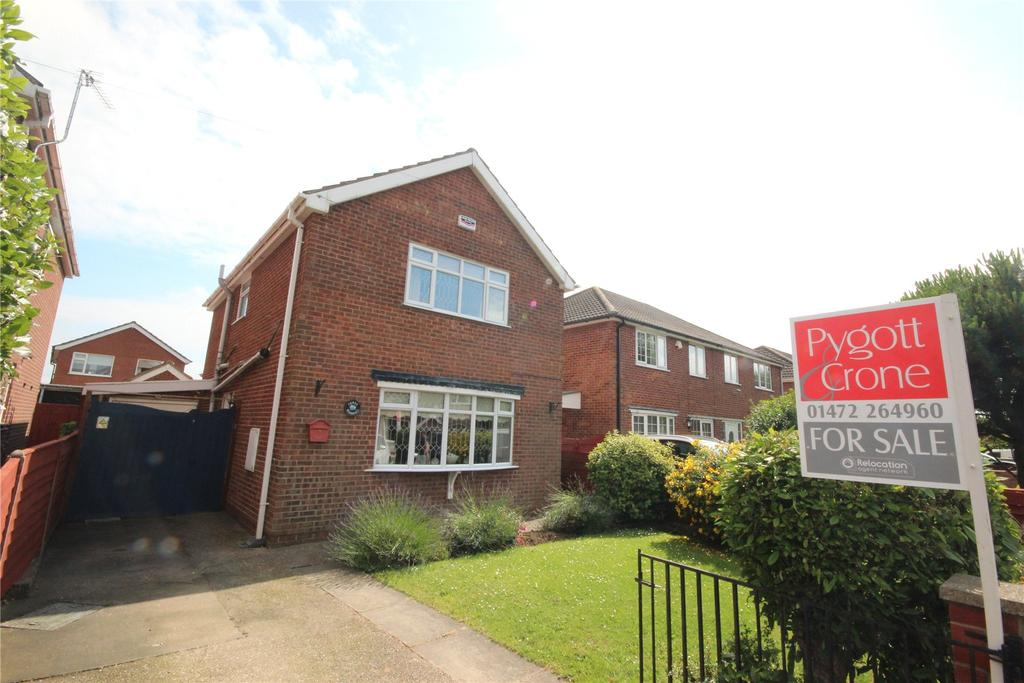 3 Bedrooms Detached House for sale in Woodhall Drive, Waltham, DN37