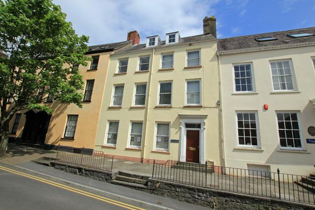 Terraced House for sale in Quay Street, Carmarthen, Carmarthenshire