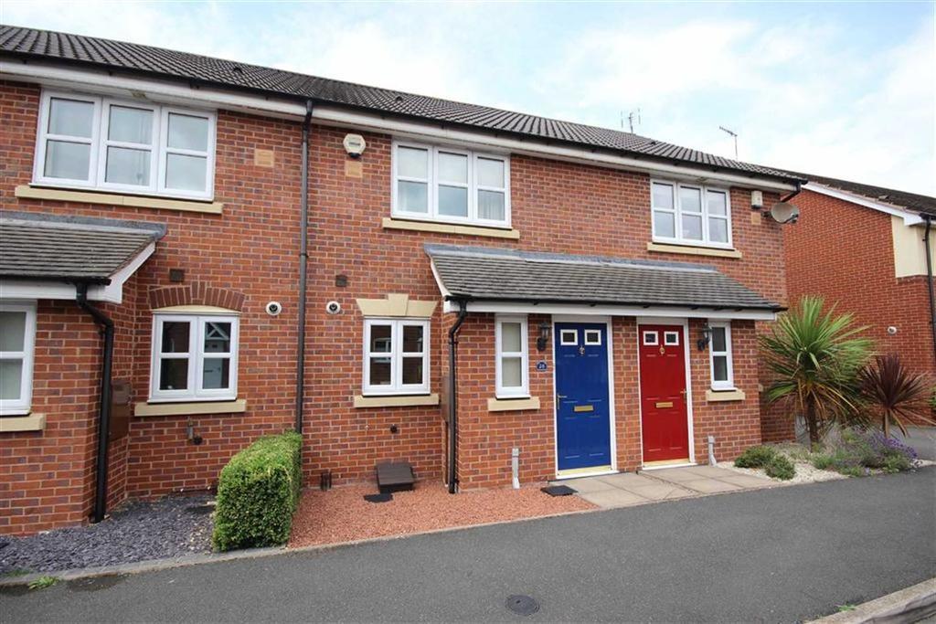 2 Bedrooms Terraced House for sale in Swan Meadow, Chase Meadow, Warwick, CV34