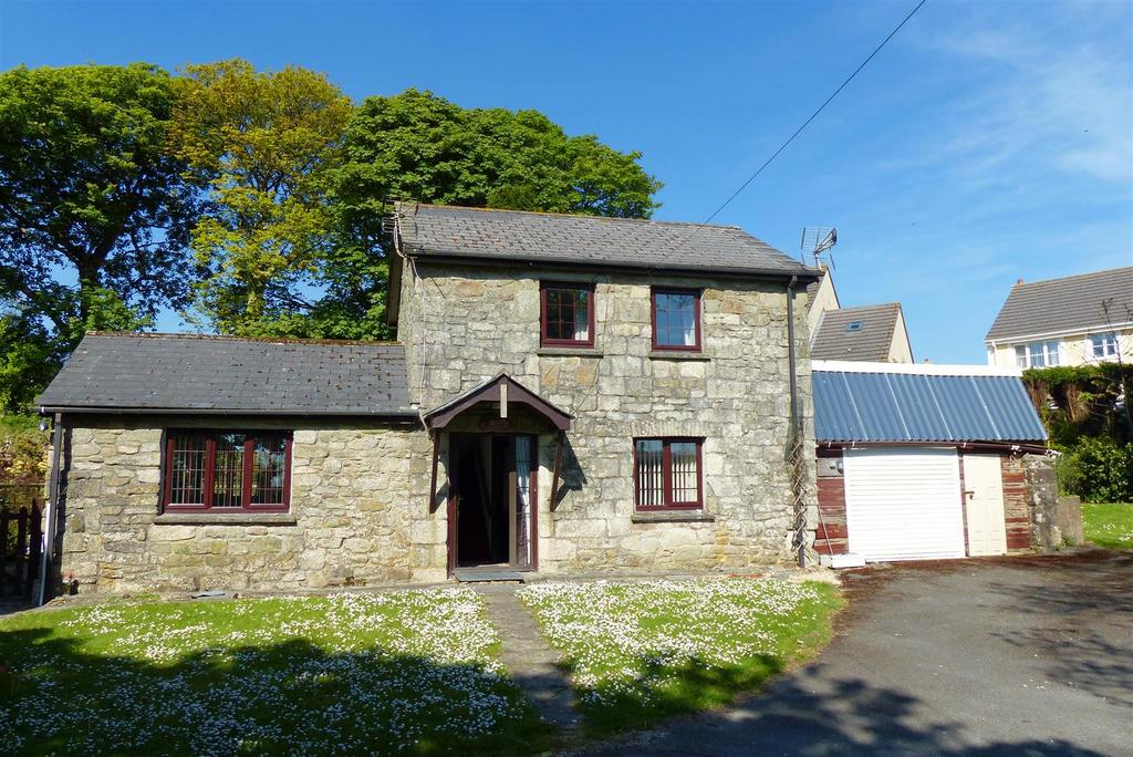 2 Bedrooms Cottage House for sale in Trelavour Square, St. Dennis, St. Austell