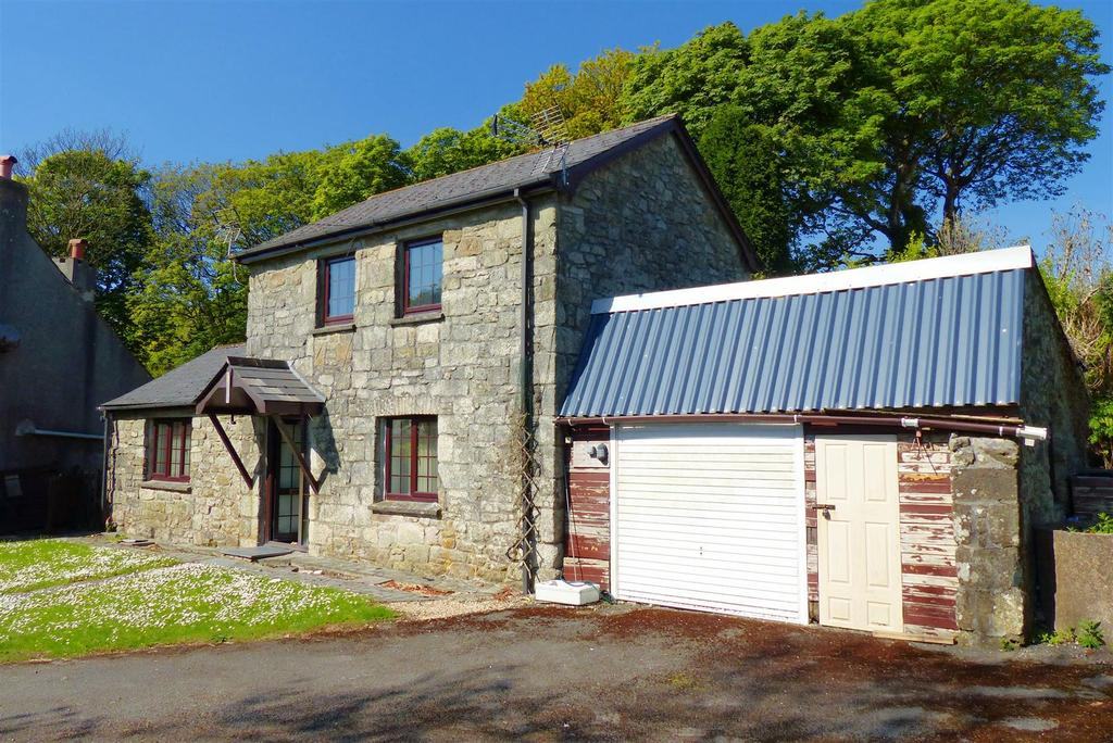 2 Bedrooms Farm House Character Property for sale in Trelavour Square, St. Dennis, St. Austell