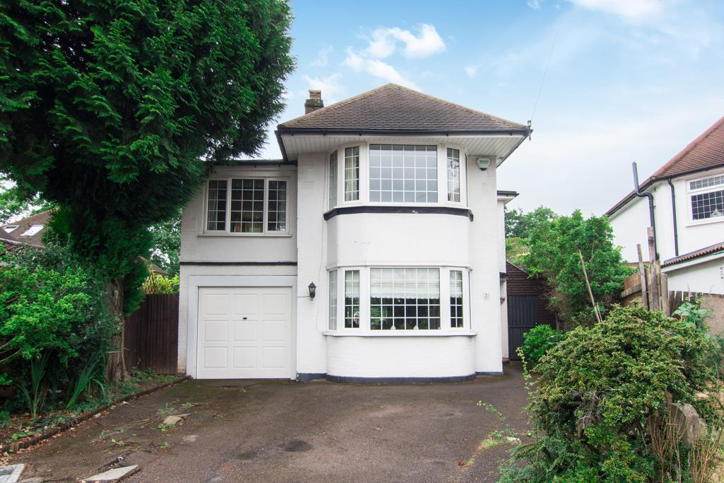 4 Bedrooms House for sale in Leigham Drive, Isleworth