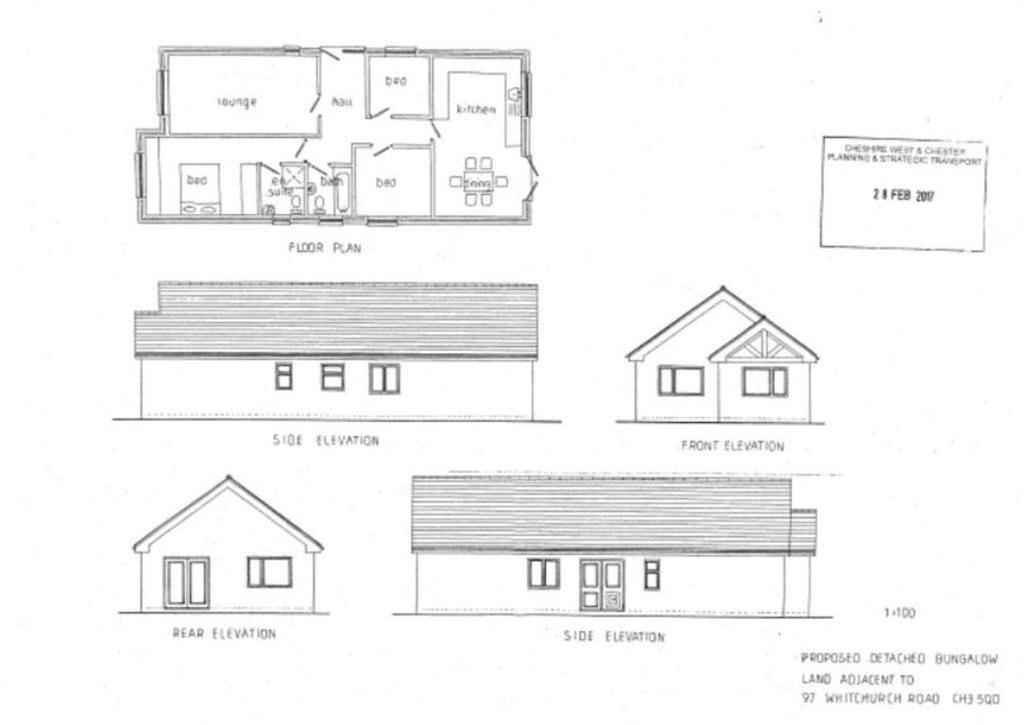 Land Commercial for sale in Whitchurch Road, Great Boughton