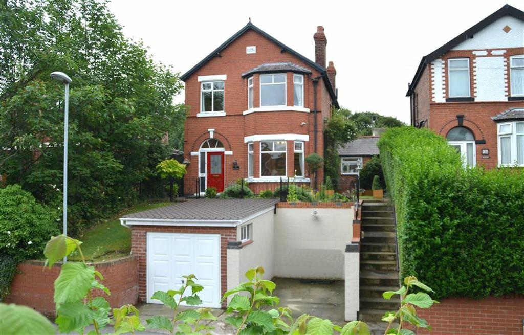 4 Bedrooms Detached House for sale in Vale Road, Whitby, CH65