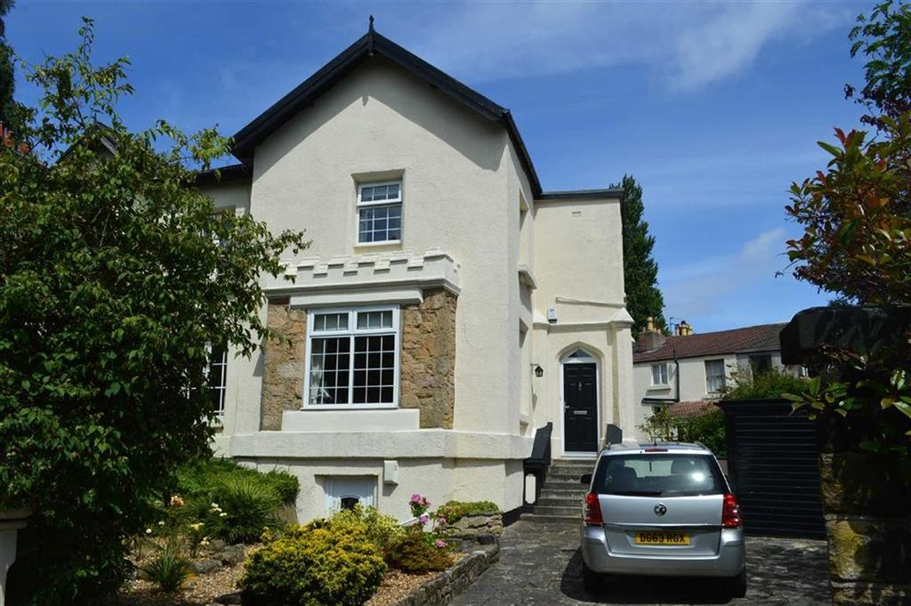4 Bedrooms Semi Detached House for sale in Victoria Mount, Oxton, CH43