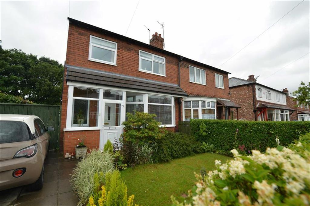 3 Bedrooms Semi Detached House for sale in Lambton Road, CHORLTON, Manchester