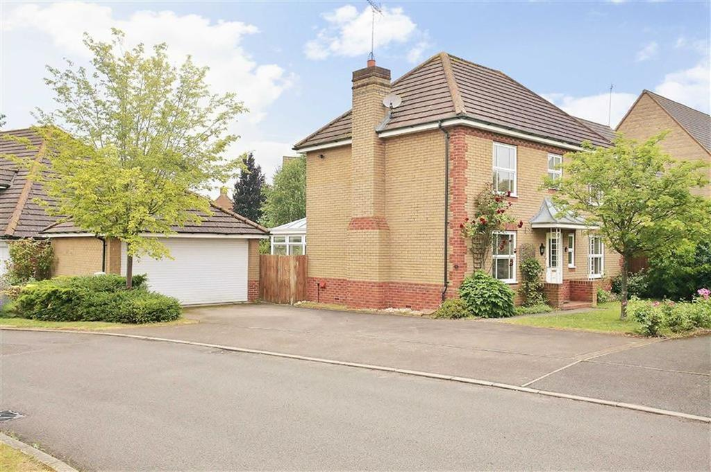 4 Bedrooms Detached House for sale in Firtree Close, Banbury