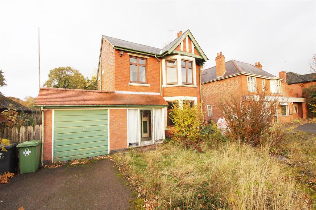 3 Bedrooms Detached House for sale in Rugby Road, Binley Woods, Nr Coventry