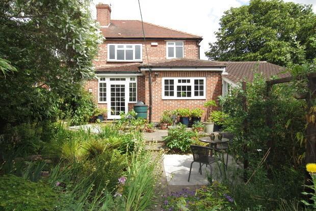 3 Bedrooms Semi Detached House for sale in Ennerdale Road, Sherwood, Nottingham, NG5