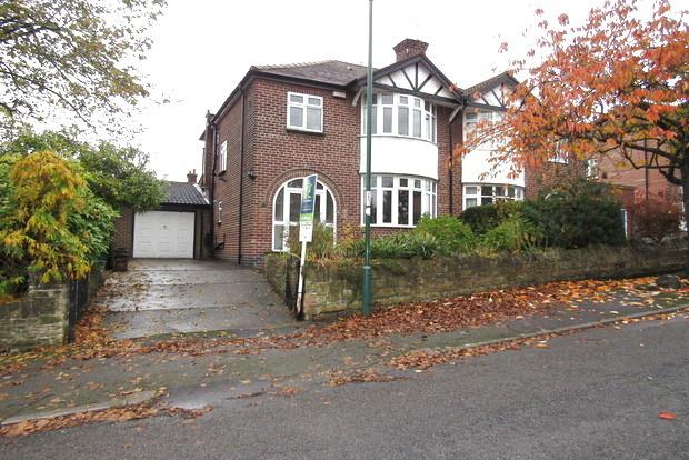3 Bedrooms Semi Detached House for sale in Ennerdale Road, Sherwood, Nottingham, NG5