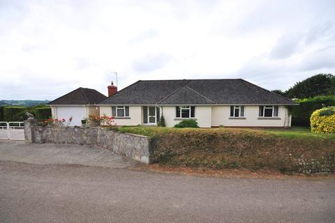 3 bedroom detached house to rent - Barton Bungalow, East Knowstone, South Molton