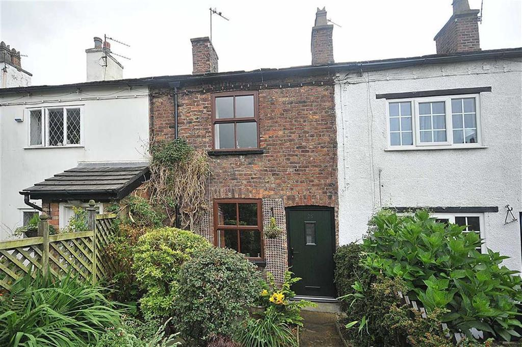 2 Bedrooms Terraced House for sale in Moss Brow, Bollington, Macclesfield