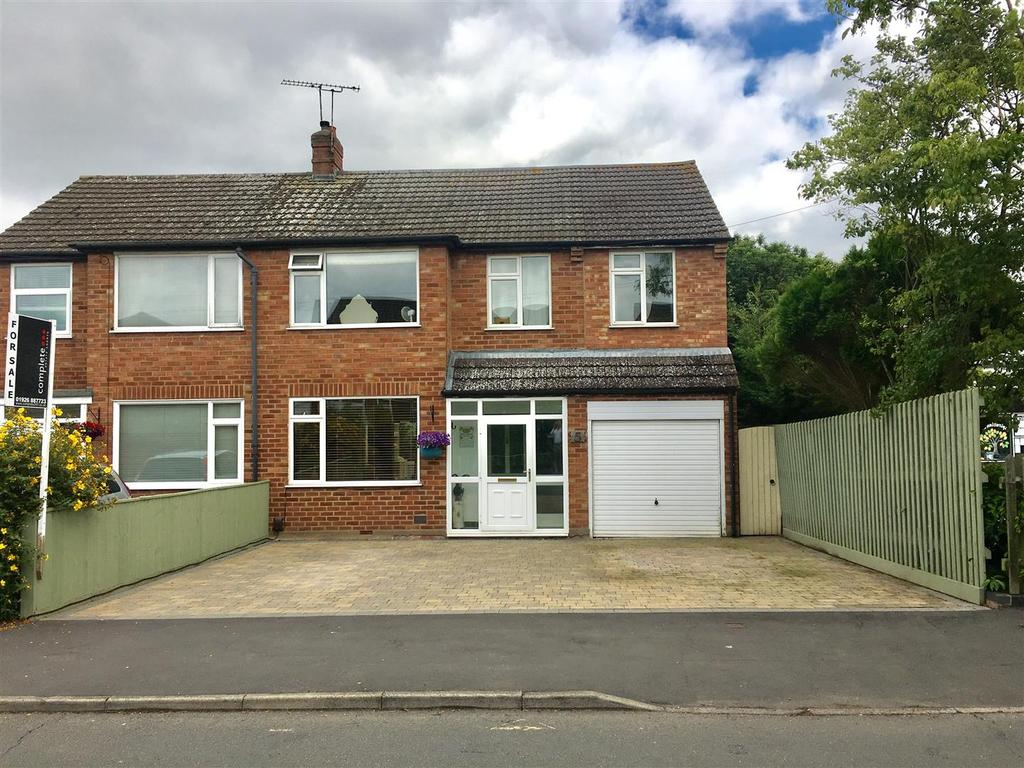 4 Bedrooms Semi Detached House for sale in Rowley Road, Whitnash, Leamington Spa