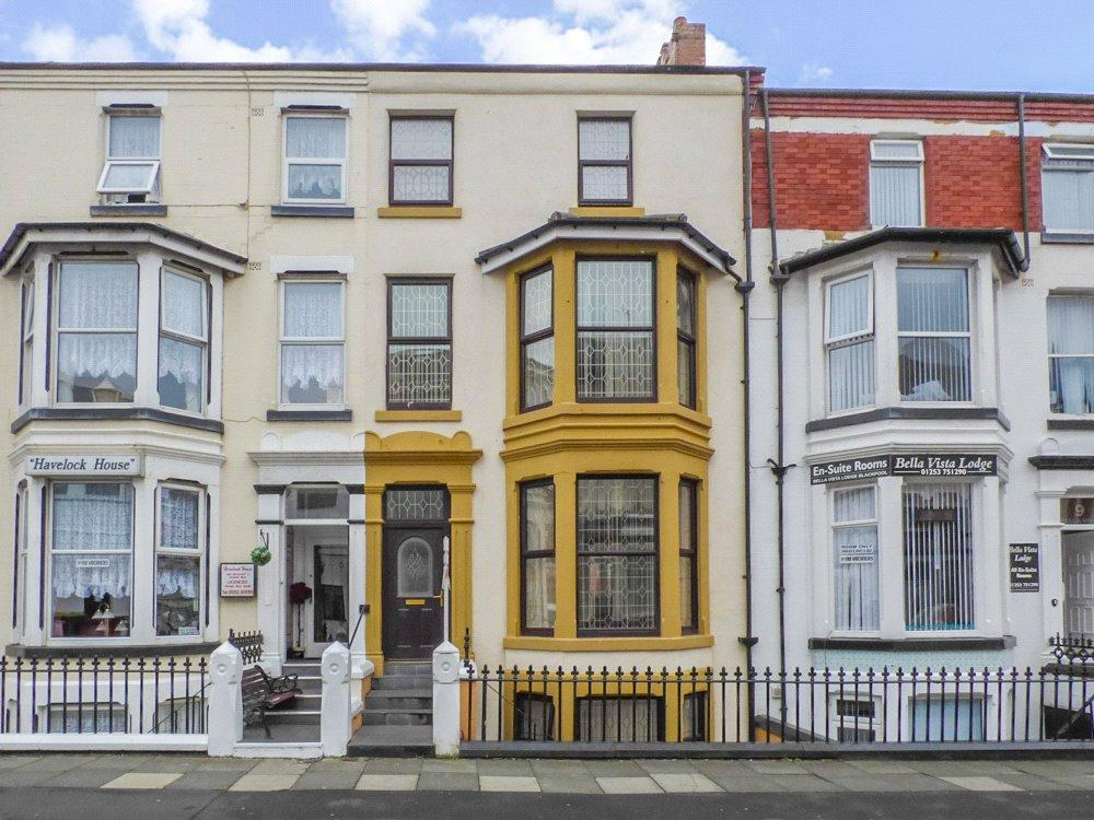 3 Bedrooms Apartment Flat for sale in Havelock Street, Blackpool, Lancashire