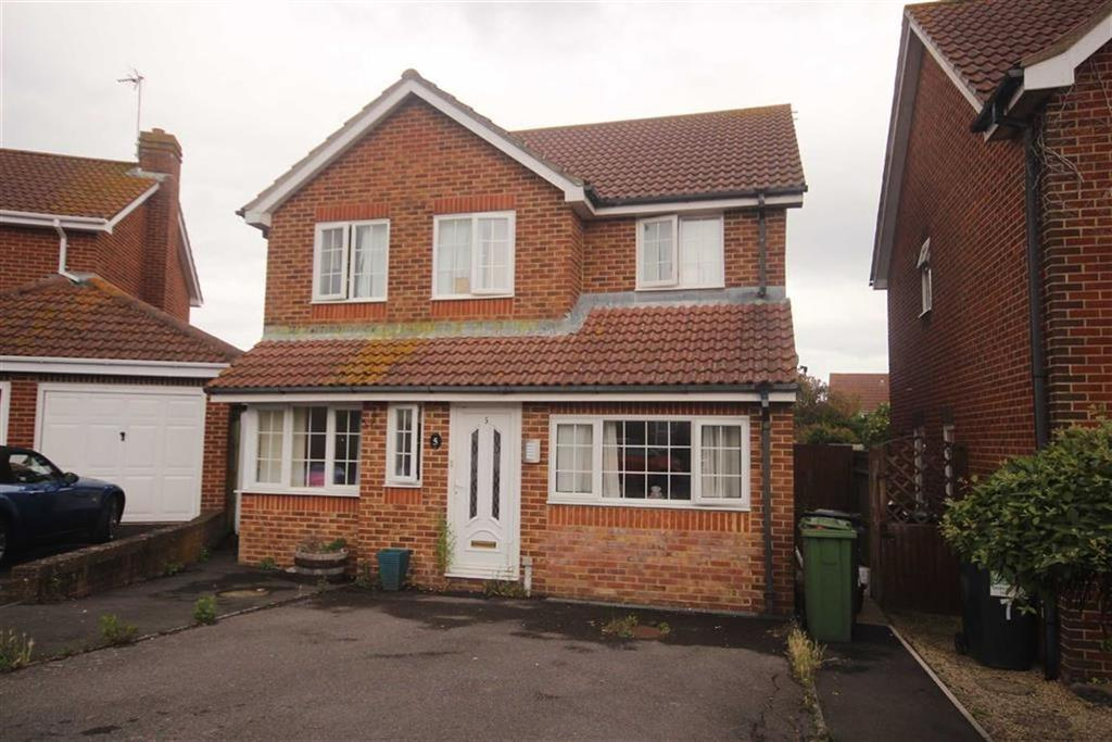 4 Bedrooms Detached House for sale in Piltdown Way, Eastbourne