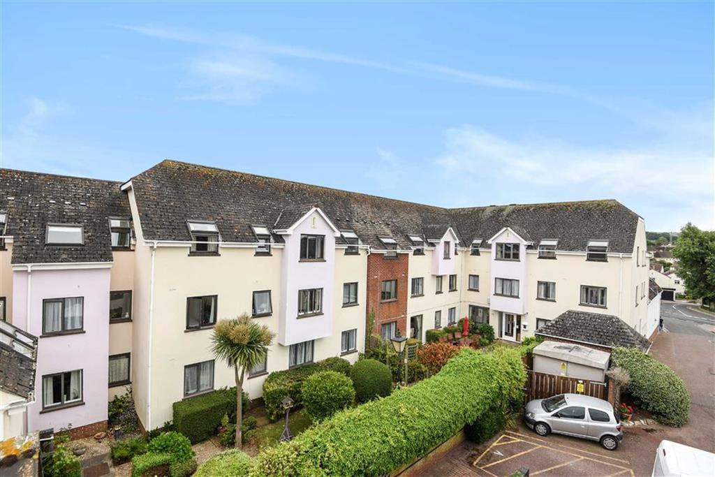 2 Bedrooms Apartment Flat for sale in Kings Gardens, Kerslakes Court, Honiton, Devon, EX14