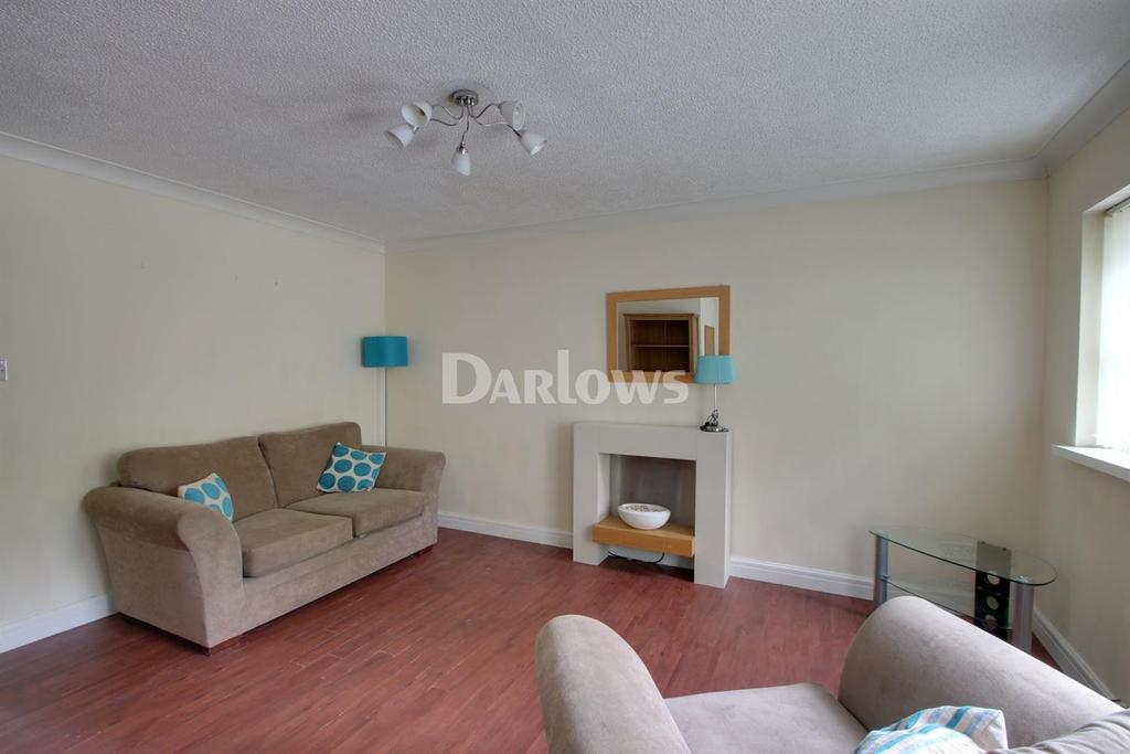 2 Bedrooms Flat for sale in Windsor Mews, Adamsdown, Cardiff