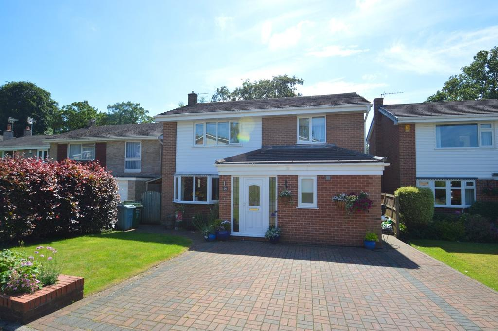 4 Bedrooms Detached House for sale in Delmar Road, Knutsford