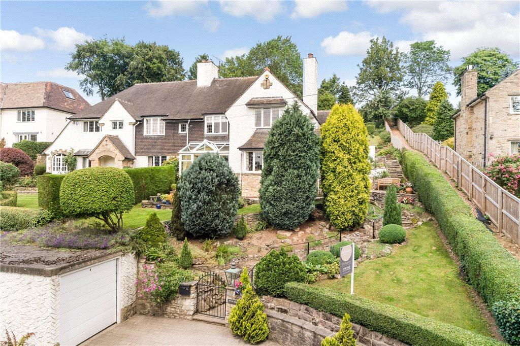 4 Bedrooms Semi Detached House for sale in Linton Common, Linton, Wetherby, West Yorkshire