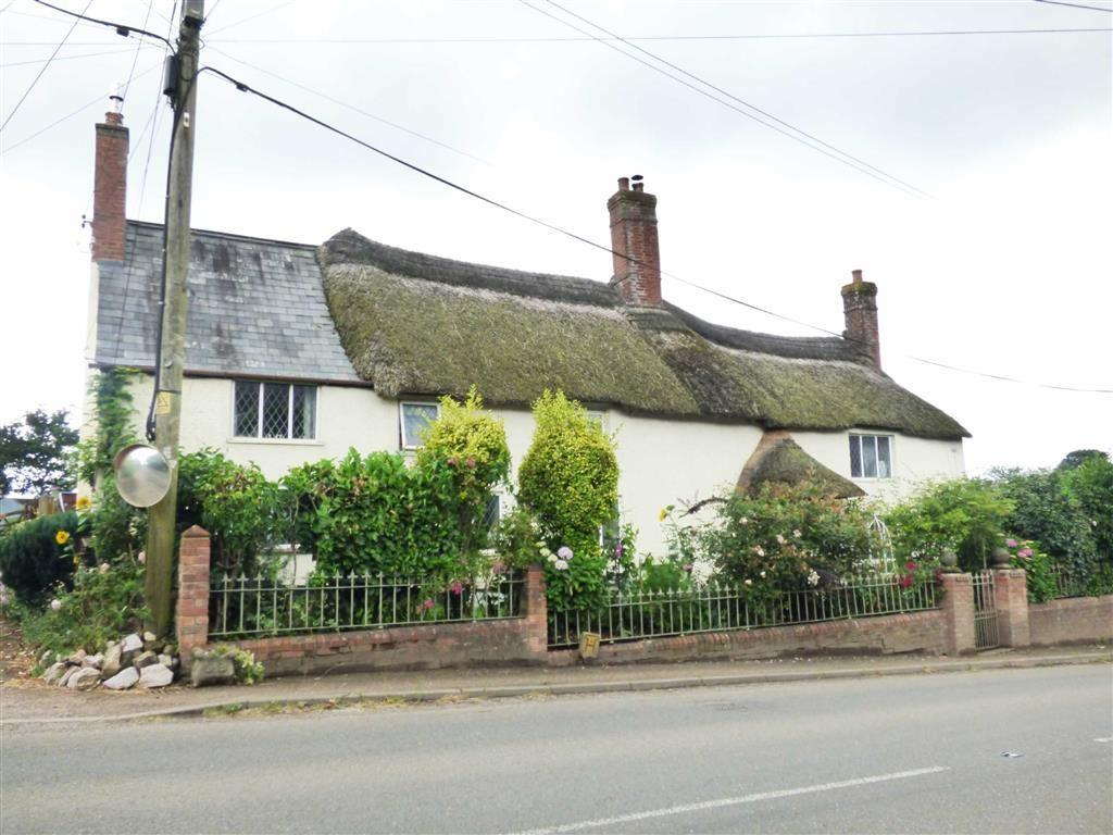 4 Bedrooms Detached House for sale in Dulford, Cullompton, Devon, EX15