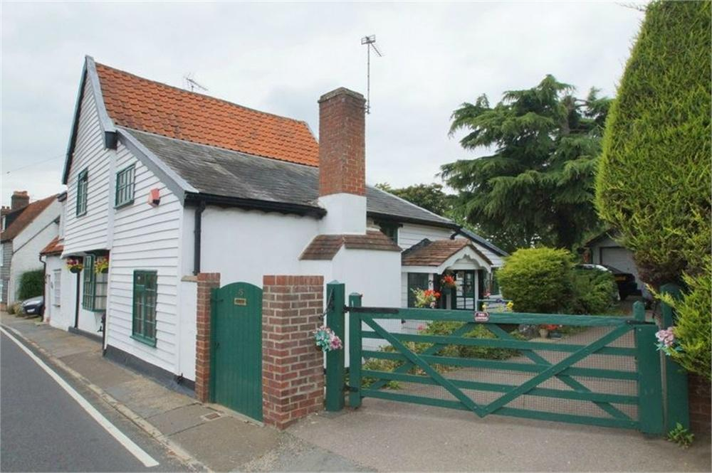 4 Bedrooms Cottage House for sale in Mill Street, St Osyth, CLACTON-ON-SEA, Essex