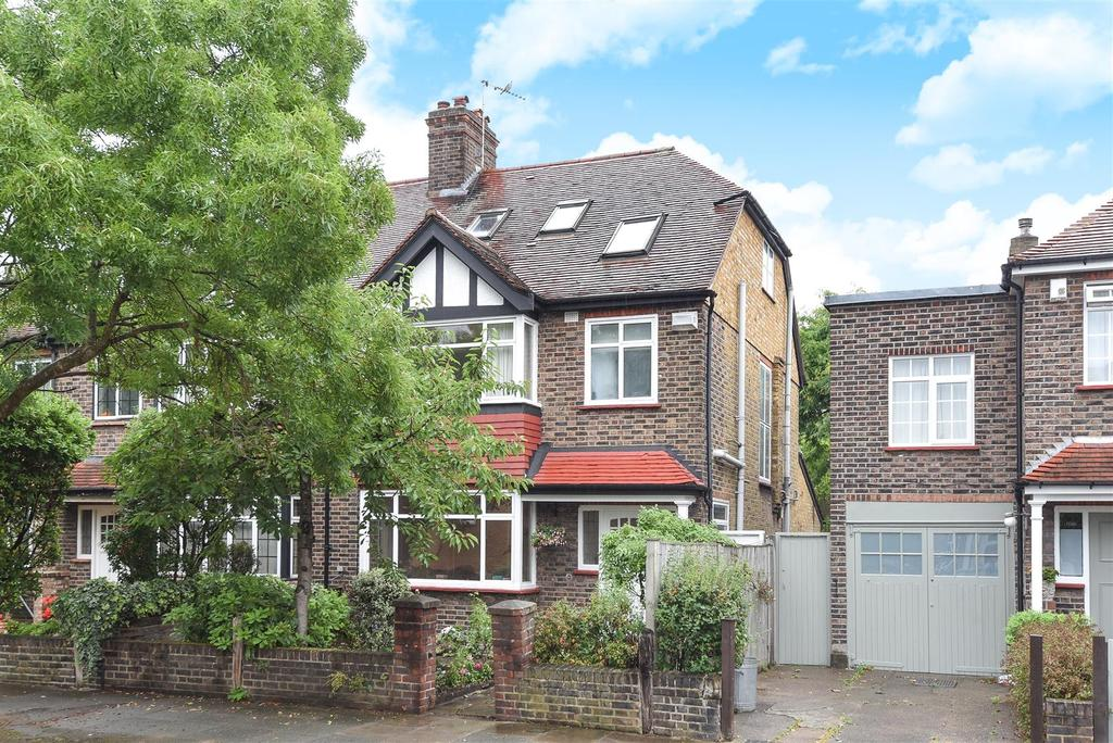4 Bedrooms House for sale in Ferry Road, Barnes,