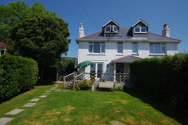 4 Bedrooms Semi Detached House for sale in Newton Road, Teignmouth