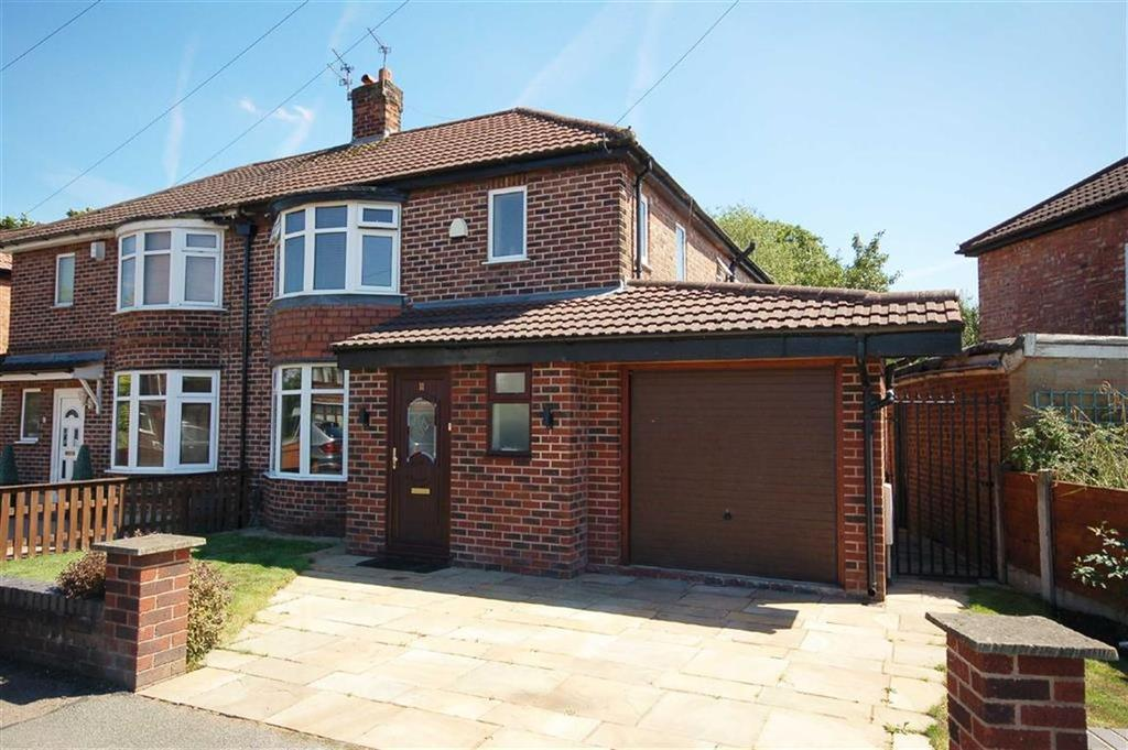 3 Bedrooms Semi Detached House for sale in Morningside Drive, East Didsbury, Manchester, M20