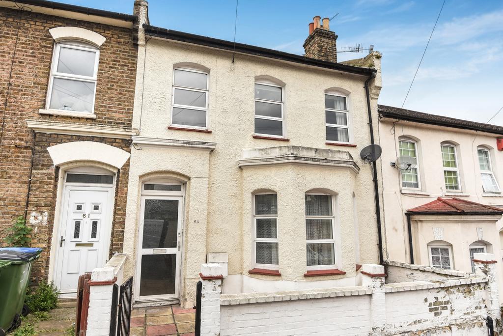 4 Bedrooms Terraced House for sale in Elmdene Road, London, SE18