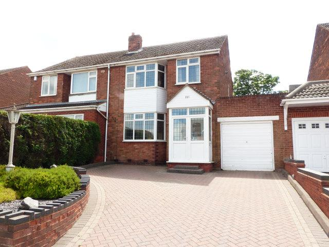 3 Bedrooms Semi Detached House for sale in Barns Lane,Rushall,Walsall