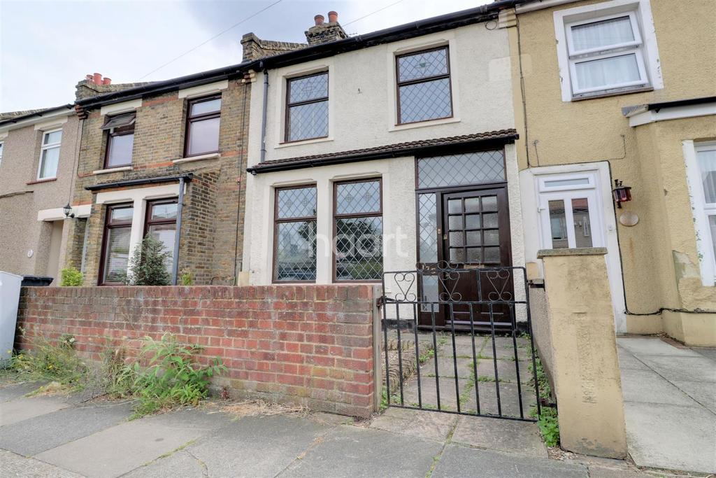 3 Bedrooms Terraced House for sale in Fulwich Road, Dartford, DA1