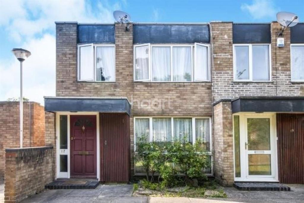 3 Bedrooms End Of Terrace House for sale in Turnpike Link, Croydon, CR0