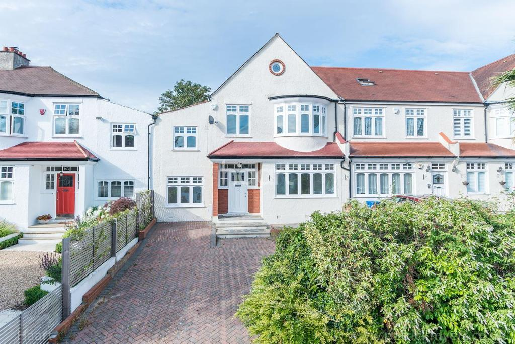 5 Bedrooms Terraced House for sale in Court Lane, Dulwich, London, SE22