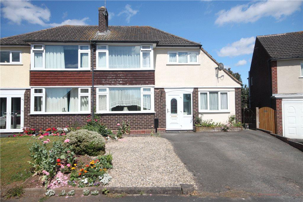 3 Bedrooms Semi Detached House for sale in Elan Avenue, Stourport-on-Severn, DY13