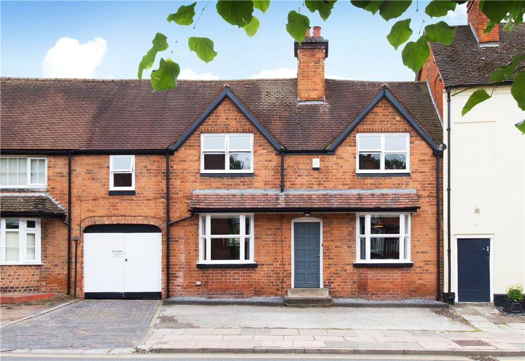 4 Bedrooms Terraced House for sale in High Street, Henley-in-Arden, B95