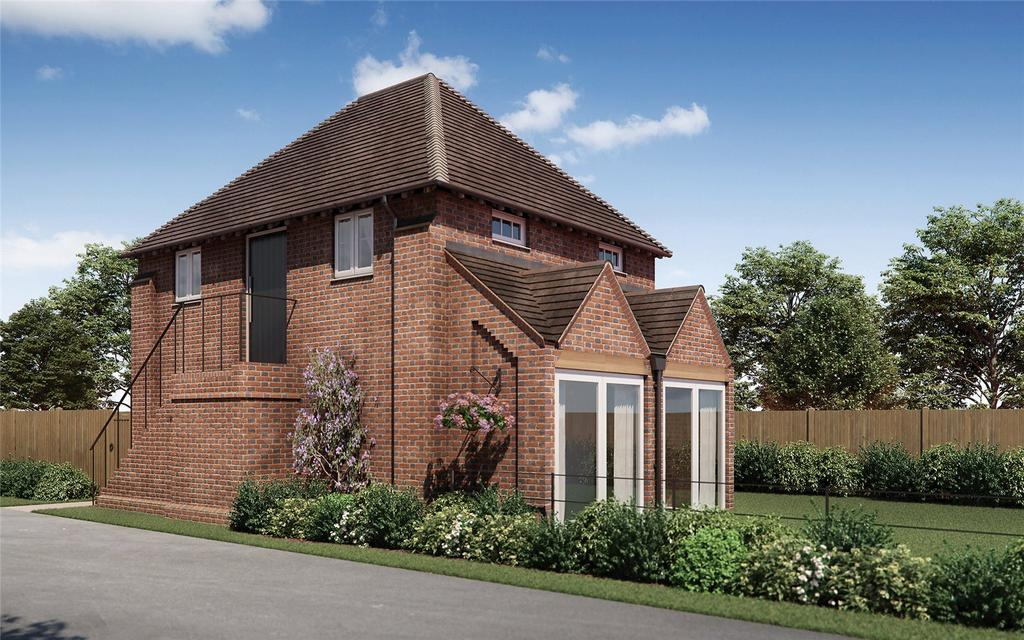 3 Bedrooms Detached House for sale in Malthouse Lane, Meath Green Lane, Horley, Surrey, RH6