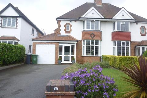 3 bedroom semi-detached house to rent - Melford Hall Road, Solihull