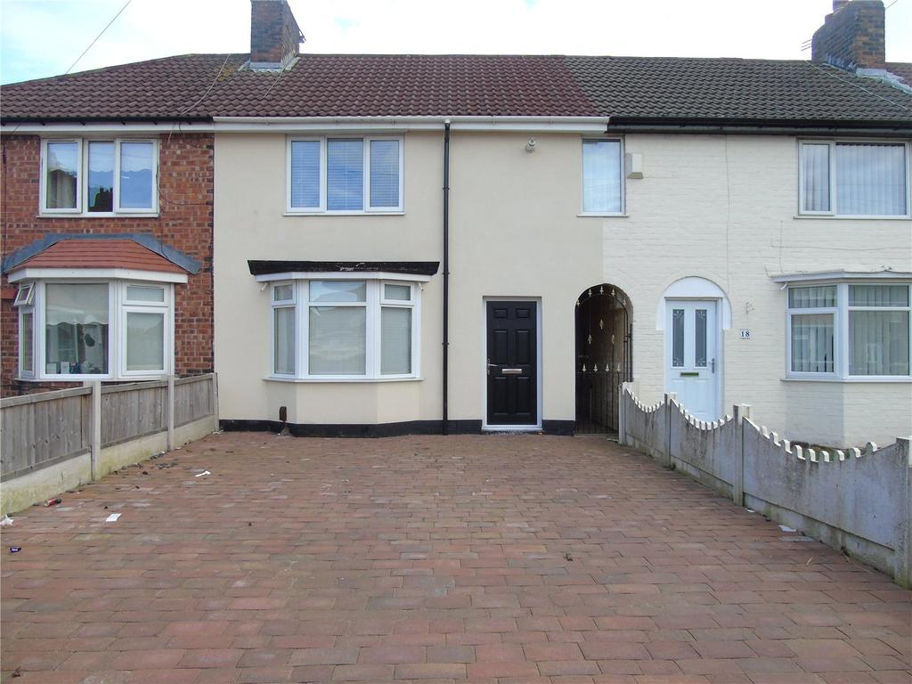 3 Bedrooms Terraced House for sale in Drake Close, Fazakerley, Liverpool, L10