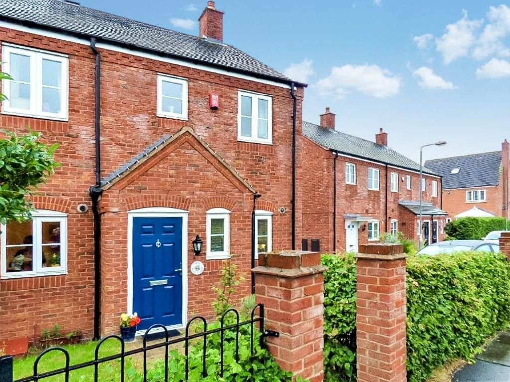 2 Bedrooms Town House for sale in Heathcot Place, Lichfield