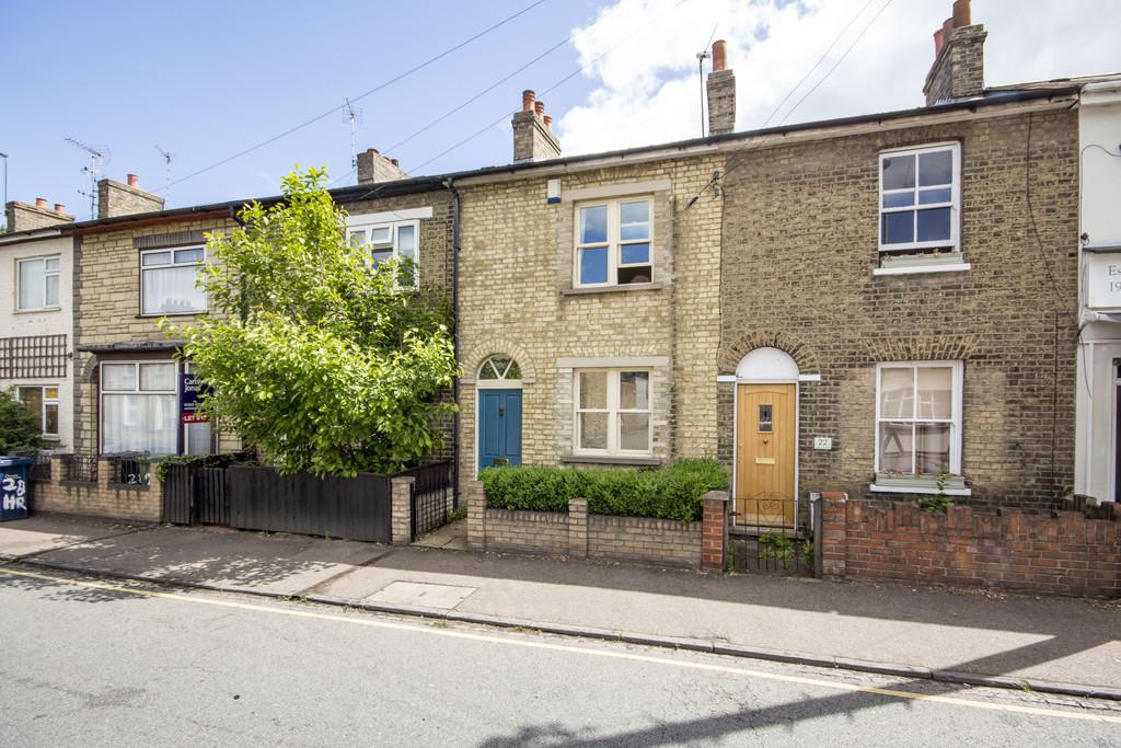 2 Bedrooms Terraced House for sale in Histon Road, Cambridge