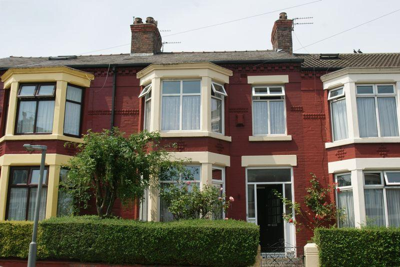 3 Bedrooms Terraced House for sale in Haggerston Road, Liverpool