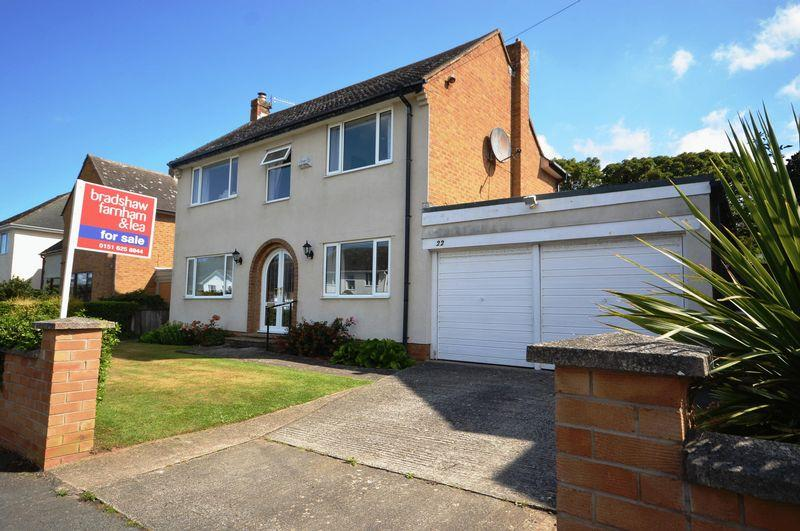 3 Bedrooms Detached House for sale in Melloncroft Drive, Wirral