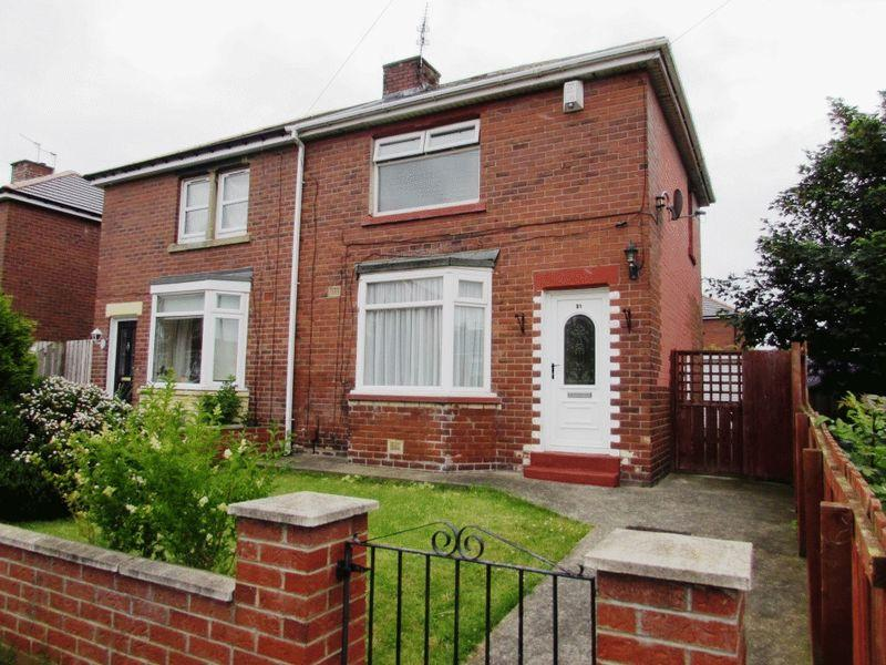 2 Bedrooms Semi Detached House for sale in Rosewood Terrace, Howdon - Two Bedroom Semi-Detached House