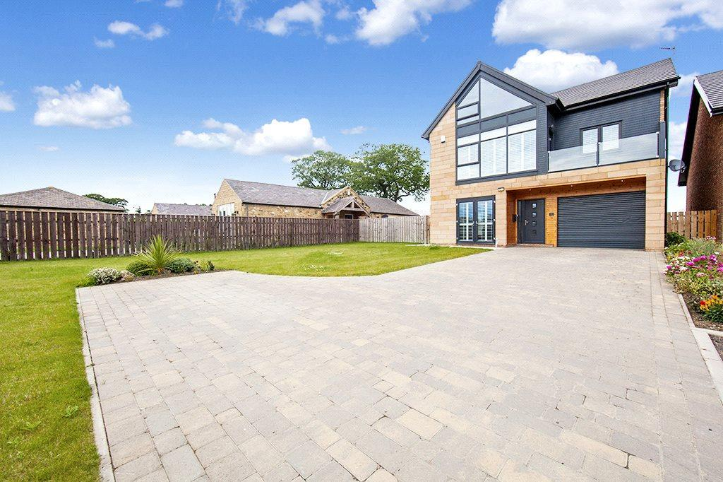 5 Bedrooms Detached House for sale in Arcot Grange, Cramlington, NE23