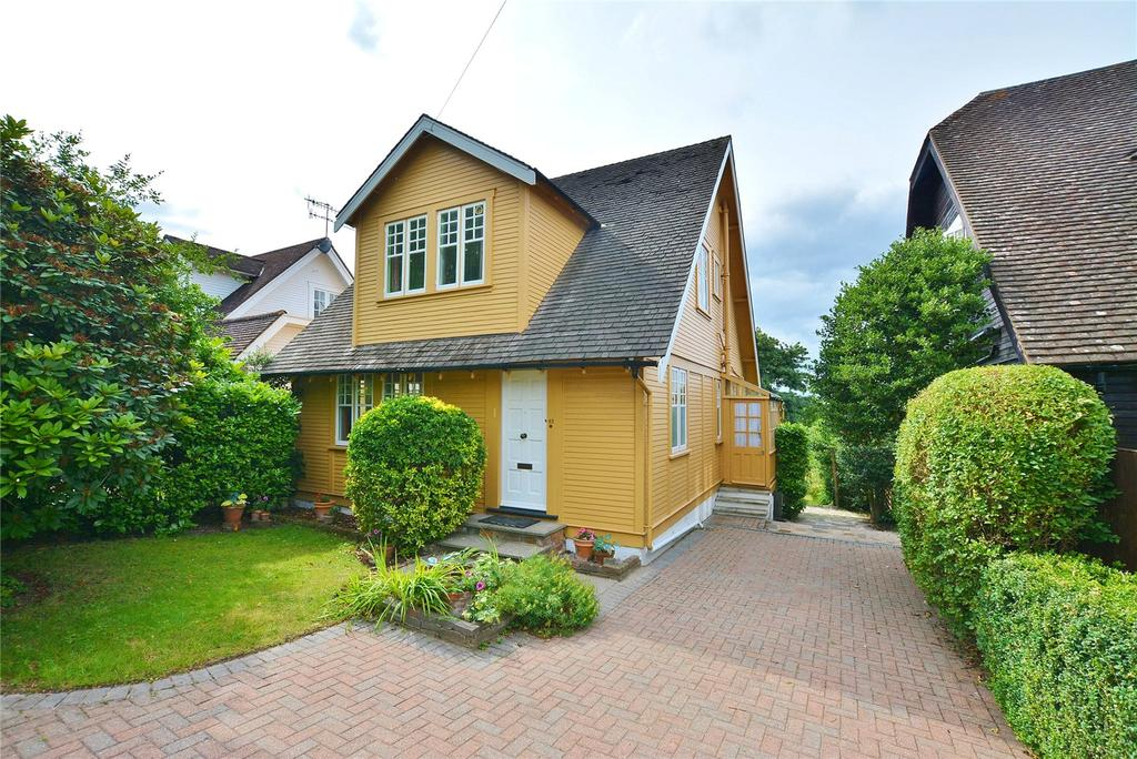 4 Bedrooms Detached House for sale in Elstree Road, Bushey Heath, Bushey, Hertfordshire, WD23