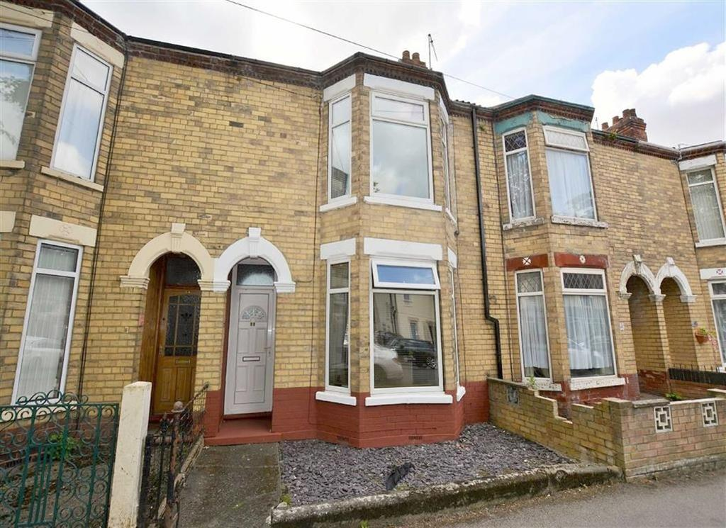 3 Bedrooms Terraced House for sale in Newcomen Street, Hull, East Yorkshire, HU9