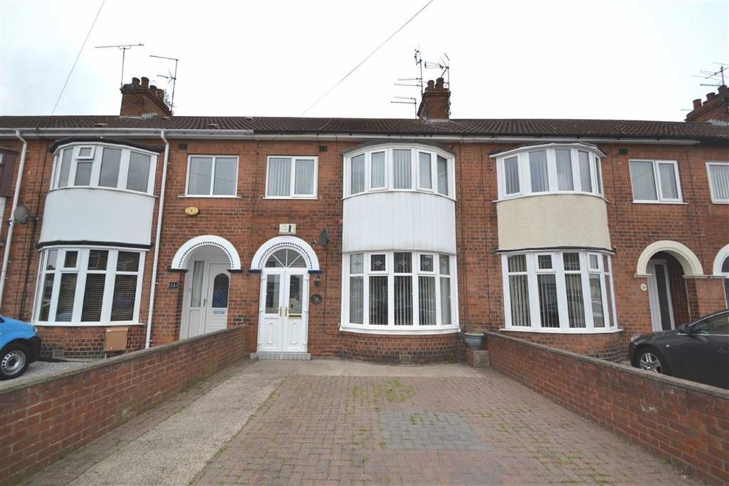 3 Bedrooms Terraced House for sale in Springfield Road, Anlaby Road, Hull, HU3