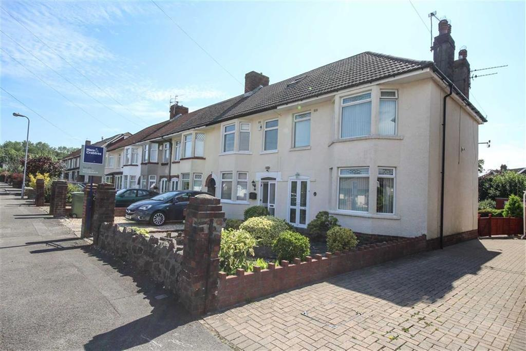 3 Bedrooms End Of Terrace House for sale in Heol Pant Y Celyn, Cardiff