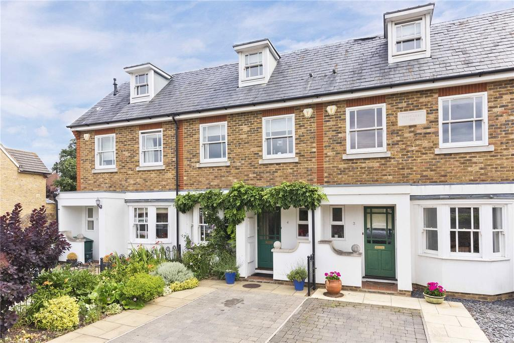 4 Bedrooms House for sale in Forge Mews, Forge Lane, TW16
